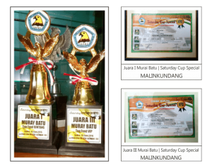 piala malinkundang - biojanna 6 for bird